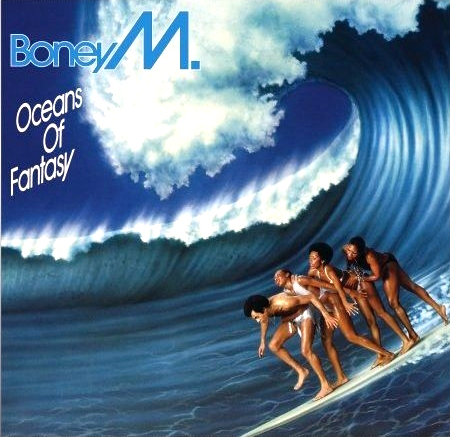 "BoneyM ""Oceans of Fantasy"""