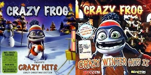 Crazy Christmas & Winter Hits II (2008/2009)